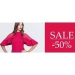 Vissavi: wyprzedaż do 50% rabatu na odzież damską