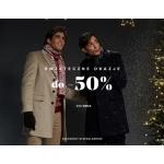 Vistula: Świąteczne Okazje do 50% zniżki na przecenioną odzież męską