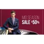 Vistula: wyprzedaż do 50% rabatu na odzież męską