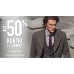Vistula: do 50% zniżki na kurtki i płaszcze