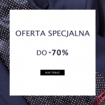 Vistula: oferta specjalna do 70% zniżki