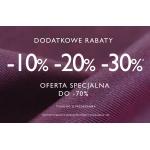 Vistula: do 30% rabatu na rzeczy z oferty specjalnej do 70% zniżki