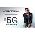 Vistula: do 50% zniżki na całą kolekcję męską
