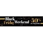 Black Friday Weekend Vistula: 50% rabatu na wszystko