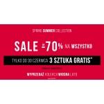 Vistula: 3 sztuka z wyprzedaży Gratis