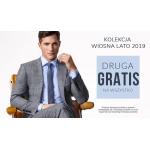 Vistula: druga sztuka odzieży męskiej GRATIS