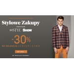 Vistula: Stylowe Zakupy 30% zniżki na odzież męską z kolekcji jesień-zima 2019