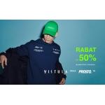 Vistula: do 50% zniżki na odzież męską z kolekcji Vistula oraz Prosto