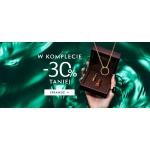 W.Kruk: 30% zniżki na komplety biżuterii
