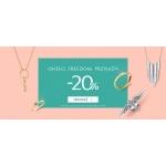 W.Kruk: 20% zniżki na kolekcje biżuterii Ohelo, Freedom, Przyjaźń