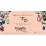 W.Kruk: 15% rabatu na biżuterię z kolorowymi kamieniami i akcesoria
