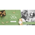 W.Kruk: do 20% zniżki na biżuterię i zegarki