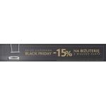 Black Friday W.Kruk: 15% rabatu na biżuterię z białego złota