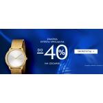 W.Kruk: wyprzedaż do 40% zniżki na zegarki