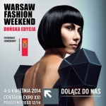 Warsaw Fashion Weekend 4-6 kwietnia 2014