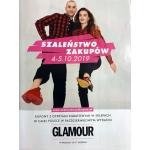 Weekend Zniżek z magazynami Glamour oraz Elle - Szaleństwo Zakupów w całej Polsce 4-5 października 2019