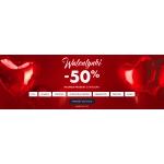 Wittchen: Walentynkowa Promocja 50% zniżki na drugi produkt z wybranej kategorii