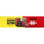 Wittchen: Wielkie Czyszczenie Magazynu do 80% rabatu na torebki skórzane, galanterię, bagaż