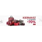 Wittchen: Kiermasz do 70% rabatu na walizki, torby, plecaki i galanterię skórzaną