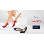 Wittchen: do 50% zniżki na buty damskie i męskie