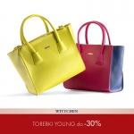 Wittchen: do 30% zniżki na torebki z kolekcji YOUNG