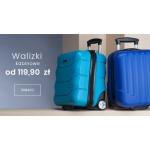 Wittchen: walizki kabinowe od 119,90 zł