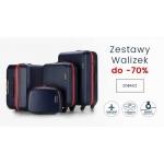 Wittchen: do 70% rabatu na zestawy walizek podróżnych na kółkach