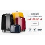 Wittchen: walizki policarbonowe od 169,90 zł