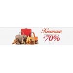 Wittchen: do 70% zniżki na walizki, torby, plecaki i galanterię skórzaną