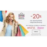 Wittchen: Stylowe Zakupy 20% zniżki na cały asortyment nieprzeceniony