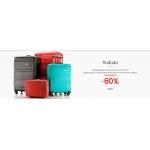 Wittchen: do 60% zniżki na walizki podróżne