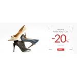 Wittchen: 20% zniżki na wybrane modele obuwia z nowej kolekcji