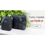 Wittchen: torby męskie od 79,90 zł