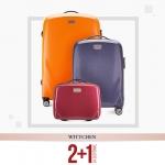 Wittchen: przy zakupie dwóch walizek kosmetyczka lub plecak za 1 zł