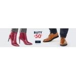 Wittchen: do 50% rabatu na buty damskie i męskie