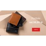 Wittchen: portfele damskie i męskie od 99,90 zł