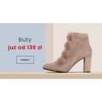 Wittchen: buty damskie i męskie od 139 zł