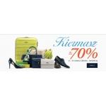 Wittchen: do 70% rabatu na torby, torebki i walizki