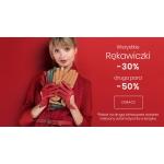 Wittchen: 30% zniżki na wszystkie rękawiczki + 50% zniżki na drugą parę rękawiczek