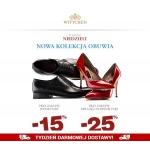 Wittchen: promocja na nową kolekcję obuwia