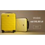 Wittchen: walizki podróżne od 99,90 zł