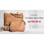 Wittchen: skórzane torebki damskie od 199,90 zł