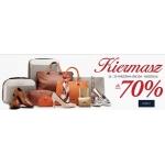 Wittchen: wyprzedaż do 70% rabatu na walizki, torebki, kosmetyczki i galanterię skórzaną