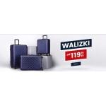 Wittchen: walizki podróżne od 119,90 zł