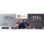 Wojas: weekend zniżek 20% zniżki na wybrany asortyment obuwia