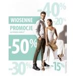 Wojas: promocje do 50%