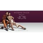 Wojas: do 40% zniżki na buty dla kobiet oraz mężczyzn