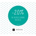 Wójcik: 20% zniżki na nieprzecenioną kolekcję