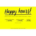 Wólczanka: Happy Hours 2 koszule Wólczanka za 129,90 zł, 2 koszule Lambert za 179,90 zł, 2 krawaty za 59,90 zł