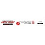 Wólczanka: Happy Hours - koszule męskie oraz damskie od 69,99 zł